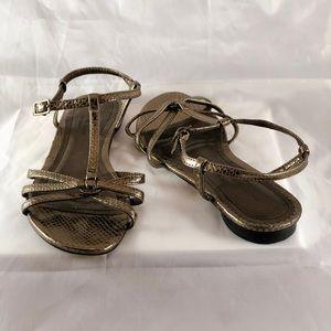 🎀Isaac Mizrahi sandals. Size 6.5